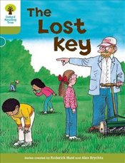 Oxford Reading Tree Level 7 : Stories : The Lost Key - Hunt, Roderick