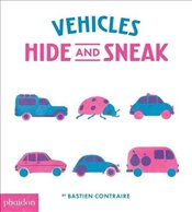 Vehicles Hide and Sneak -