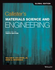 Callisters Materials Science and Engineering 10e Global Edition - Callister, William D.