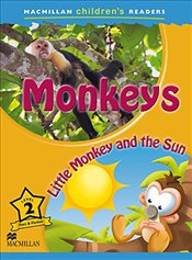 Macmillan Childrens Readers Level 2: Monkeys - Pascoe, J.