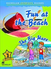 Macmillan Childrens Readers Fun at the Beach Level 2 - Pascoe, Joanna