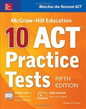 10 ACT Practice Tests 5e - Dulan, Steven W.