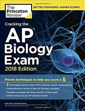 Cracking the Ap Biology Exam 2018 Edition -