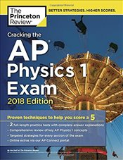 Cracking the AP Physics 1 Exam 2018 Edition -