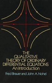 Qualitative Theory of Ordinary Differential Equations: An Introduction (Dover Books on Mathematics) - Brauer, Fred