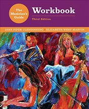 Musicians Guide to Theory and Analysis Workbook - Clendinning, Jane Piper