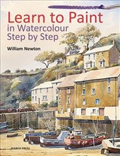 Learn to Paint in Watercolour Step by Step -
