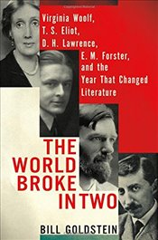 World Broke in Two  - Goldstein, Bill
