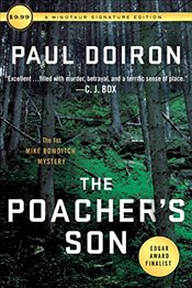 Poachers Son : The First Mike Bowditch Mystery  - Doiron, Paul