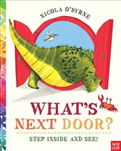 Whats Next Door? - OByrne, Nicola