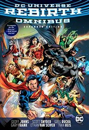 DC Rebirth Omnibus Expanded Edition - Johns, Geoff