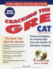 Cracking the GRE CAT 2000 with CD ROM - Lurie, Karen