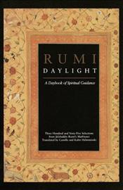 Daylight : A Daybook of Spiritual Guidance - Rumi, Mevlana Celaleddin