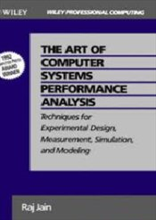 Art of Computer Systems Performing Analysis - JAIN, RAMEOH