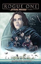 Star Wars: Rogue One Graphic Novel Adaptation - Ferrari, Alessandro
