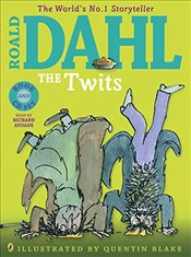 Twits : Book and CD  - Dahl, Roald