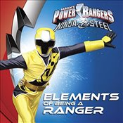Elements of Being a Ranger (Power Rangers) - Olsen, Leigh