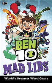 Ben 10 Mad Libs - Valois, Rob
