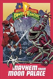 Mayhem from Moon Palace (Power Rangers (Paperback)) - Irvine, Alexander