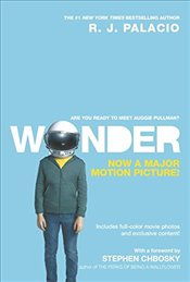 Wonder : Movie Tie-In - Palacio, R. J.