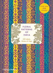Floral Patterns of India : Sticker & Tape Book - Wilson, Henry