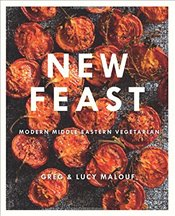 New Feast : Modern Middle Eastern Vegetarian - Malouf, Lucy