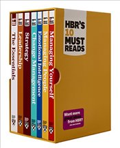 HBRs 10 Must Reads Boxed Set with Bonus Emotional Intelligence (7 Books) (HBRs 10 Must Reads) - Review, Harvard Business