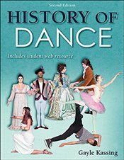 History of Dance - Kassing, Gayle