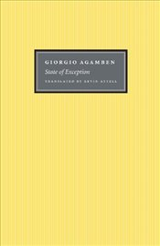 State of Exception - Agamben, Giorgio
