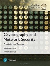 Cryptography and Network Security: Principles and Practice 7e PGE - Stallings, William