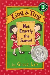 Ling & Ting: Not Exactly the Same! (Passport to Reading - Level 3 (Quality)) - Lin, Grace