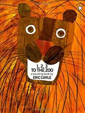 1, 2, 3 To the Zoo : A Counting Book - Carle, Eric