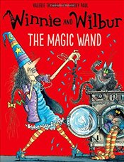 Winnie and Wilbur: The Magic Wand - Thomas, Valerie