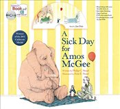 Sick Day for Amos McGee: Book & CD Storytime Set - Stead, Philip Christian