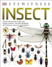 Insect: Explore the world of insects and creepy-crawlies – the most adaptable and numerous creatures - DK,