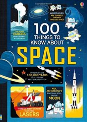 100 Things to Know About Space - Frith, Alex