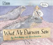 What Mr Darwin Saw - Manning, Mick