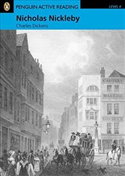 PLAR4:Nicholas Nickleby Book and CD-ROM Pack: Level 4 (Penguin Active Reading (Graded Readers)) - Dickens, Charles