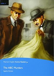 Level 4: The ABC Murders Book and Multi-ROM with MP3 Pack (Pearson English Active Readers) - Christie, Agatha