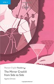Level 4: The Mirror Cracked from Side to Side (Pearson English Graded Readers) - Christie, Agatha