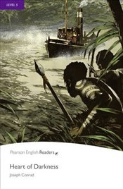 Heart of Darkness : Pearson English Graded Readers : Level 5 : Book and MP3 Pack - Conrad, Joseph