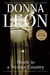 Death in a Strange Country - Leon, Donna
