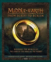 Middle-earth : From Script to Screen : Building the World of The Lord of the Rings and The Hobbit - Falconer, Daniel