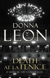 Death at La Fenice - Leon, Donna