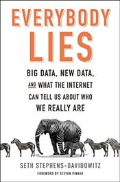 Everybody Lies : Big Data, New Data and What the Internet Can Tell Us About Who We Really Are - Stephens-Davidowitz, Seth