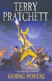 Going Postal : Discworld Novel 33 - Pratchett, Terry