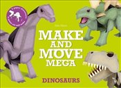Make and Move Mega : Dinosaurs - Hisao, Sato