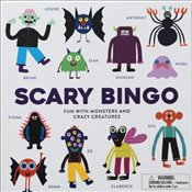 Scary Bingo : Fun with Monsters and Crazy Creatures - Hodgson, Rob