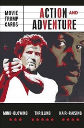 Action and Adventure : Movie Trump Cards - Brookes, Luke