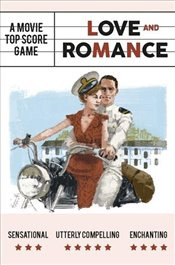 Love and Romance : Movie Trump Cards - Aspinall, Marc